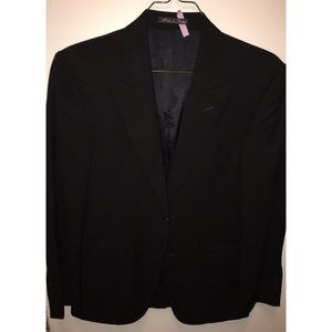 VERSACE Black Suit Jacket